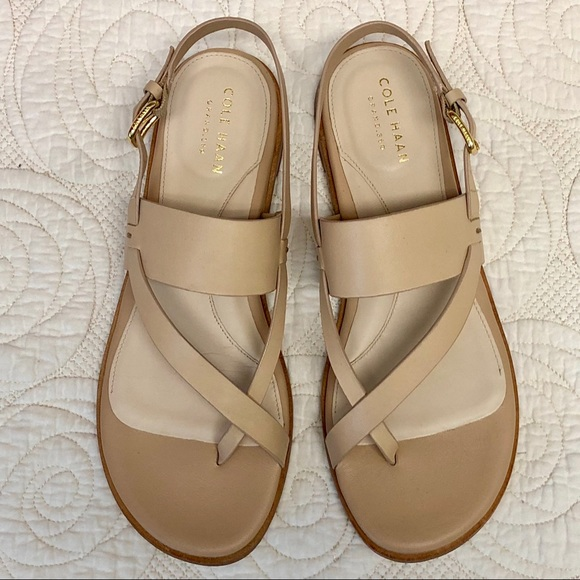 Cole Haan Shoes - 🌟NEW🌟Cole Haan Nude Sandals